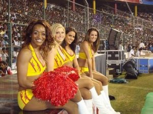 IPL Cheer Leaders